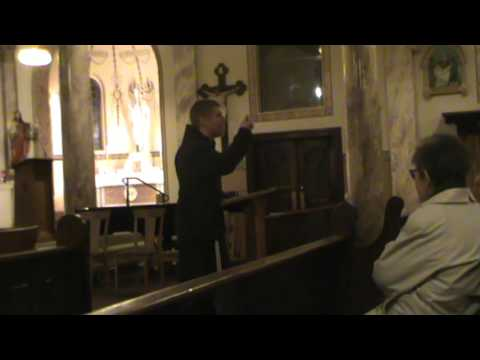 The Mass Revealed with Fr. Matt  - Sacred Heart Church, Yonkers, NY - Week 1 Part 1