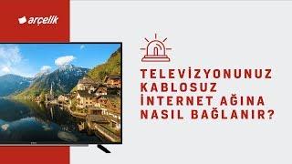 Televizyonunuz Kablosuz İnternet Ağına Nasıl Bağlanır? Bağlanamıyorsanız Ne Yapmalısınız?