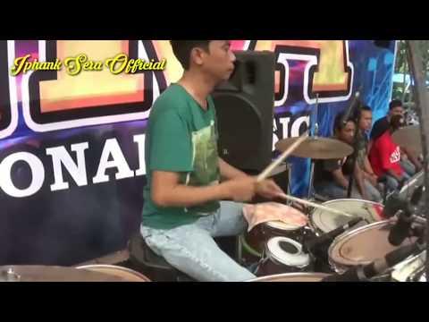 Pesta ( Tipe - X ) - Cover Kendang Iphank Sera Live Maospati