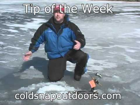 Cold Snap Outdoors Presents Ice Adventures:  Episode 1