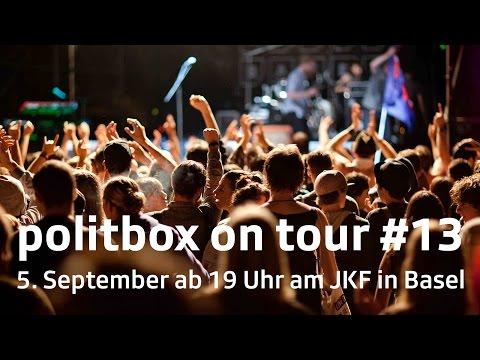 politbox on tour #13: Hat Basel ein Nachtleben?