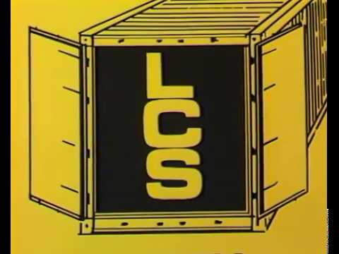 Lundby Container Service. Reklamfilm  1985