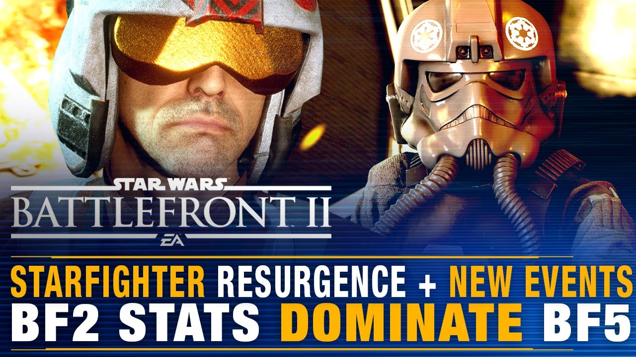 Battlefront Update | Resurgence in Starfighter Assault? New Community Managers + Weekend Events