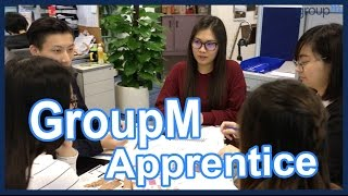 A Day in the Life of GroupM Apprentices