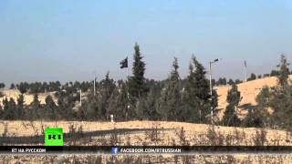 СИРИЯ 13.02.2016 Турция обстреляла позиции курдов на севере Сирии