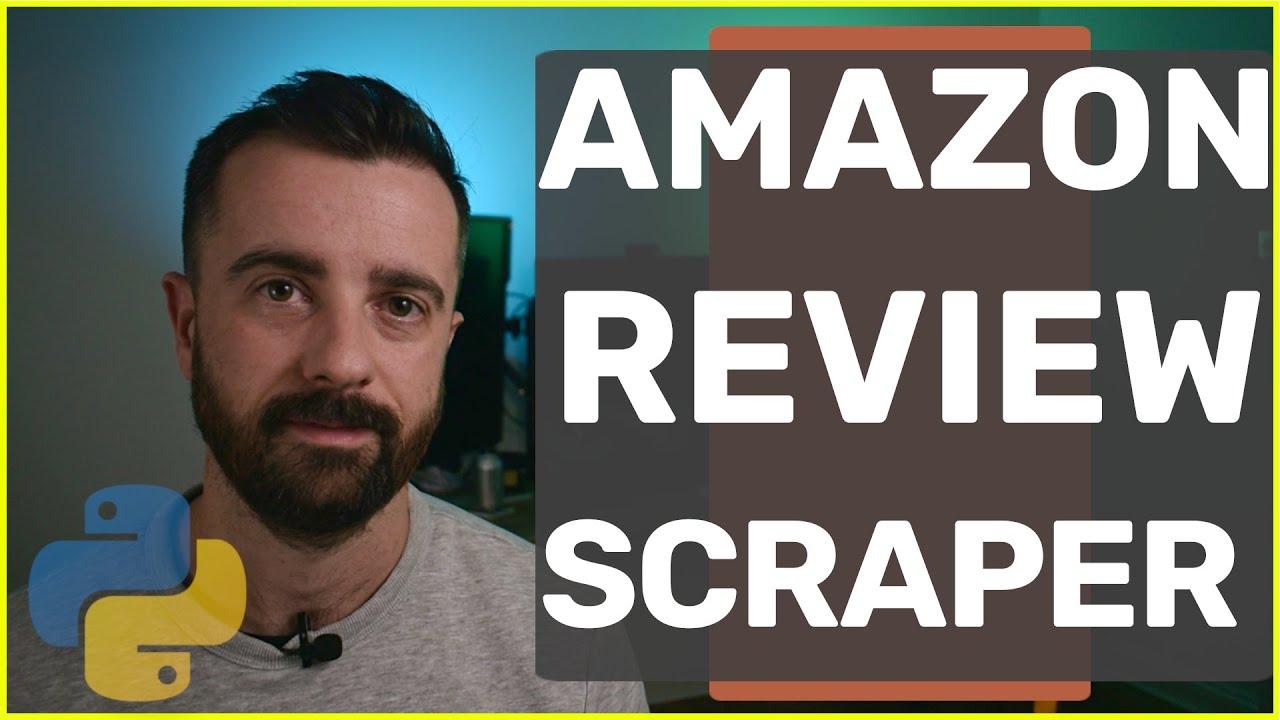 How I Scrape Amazon Reviews using Python