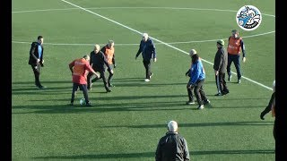 Walking Football in Stadion De Vliert