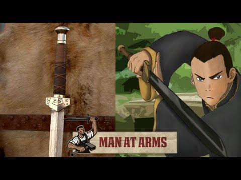 Sokka's Meteor Sword (Avatar: The Last Airbender) - MAN AT ARMS