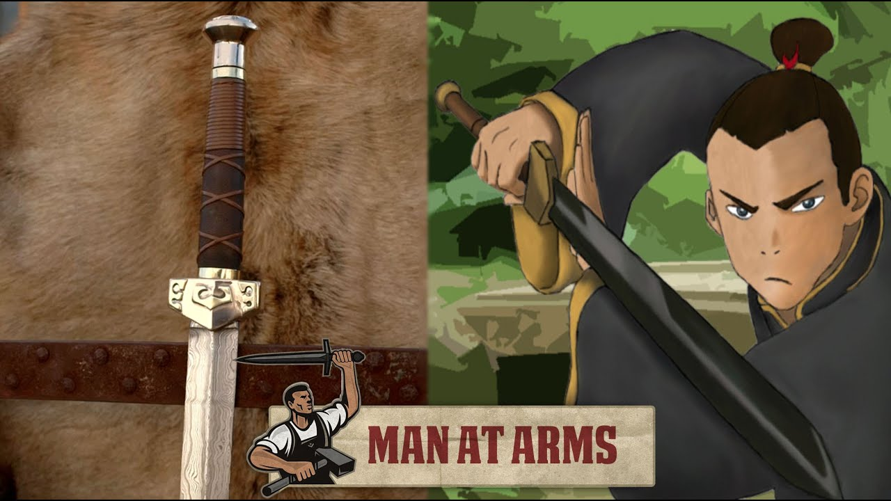 Sokka S Meteor Sword Avatar The Last Airbender Man At