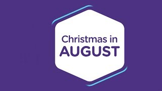 Christmas in August on Hallmark Movies Now