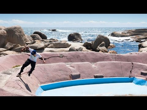 Skating Under the African Capricorn | Part 1: South Africa