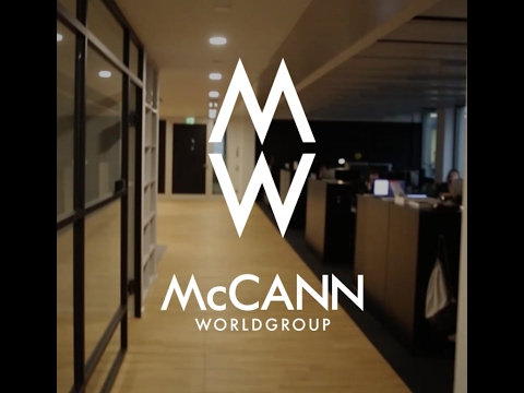 McCann Worldgroup - Broadway Office Düsseldorf Video