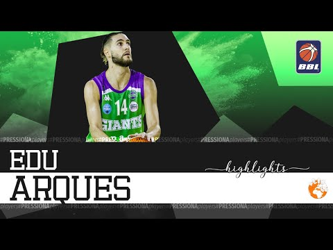 Edu Arques Mid Season Highlight 2019-20 BBL