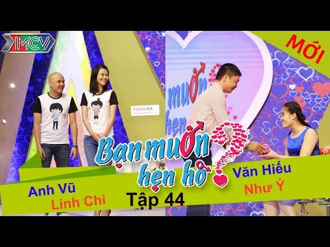 WANNA DATE - Ep. 44   Anh Vũ - Lan Chi   Lê.V.Hiếu - Như   07-Sep-14