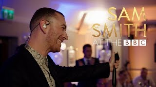 sam smith surprises brides at their wedding   at the bbc