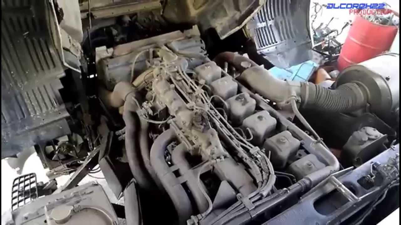 mitsubishi fuso 6d24 engine view youtube rh youtube com 1997 Mitsubishi Montero Sport Manual 1997 Mitsubishi Montero Sport Manual
