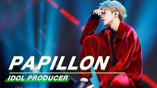Review how YWY PD KUN performed Jackson Wang's'Papillon' 回顾蔡徐坤版《巴比龙》舞台 偶像练习生 Idol Producer   iQIYI