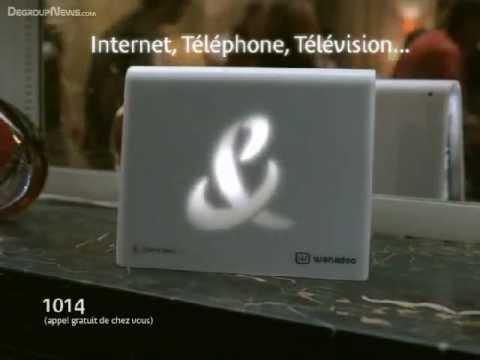 PUB FRANCE TELECOM / Lancement Livebox Wanadoo / HQ / Hifi / 1:85