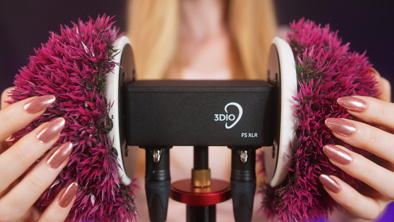 ASMR The Most Tingly Ear Massage For Sleep & Relaxation (ASMR No Talking)