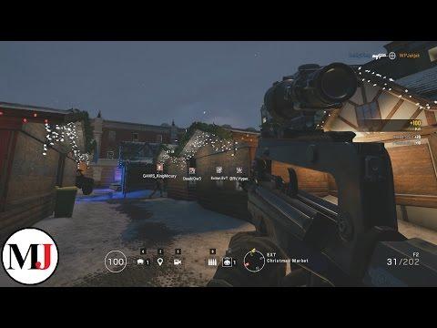 Prefire The Windows - Rainbow Six Siege