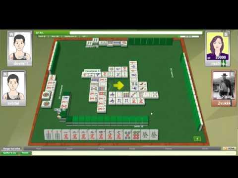 Session Mahjong En Ligne Avec Devilshiranui Partie 22