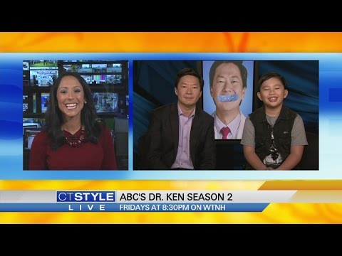Ken Jeong Dishes About Season 2 of Dr. Ken