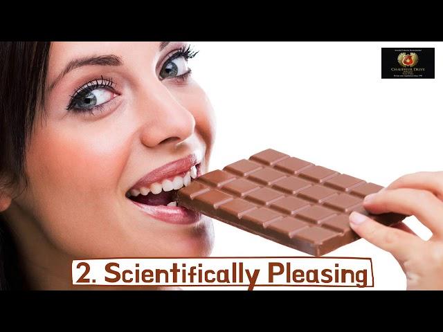 5 Reasons Why We Love Chocolate