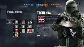 Rainbow Six Siege Team Death Match Gameplay