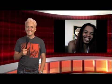 Antoine Dodson Interview & he sings the Antoine Dodson bed intruder song
