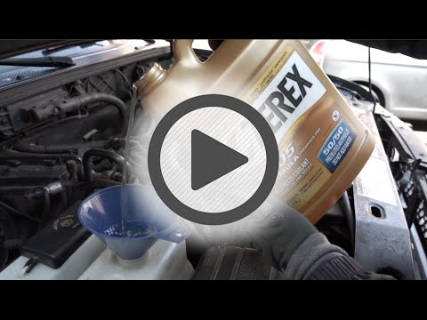 Can I Use Heavy Duty Coolant In My Car