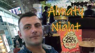 #03 Алматы Ночью! - Travel Blog 2.0 - мой новый видео блог о путешествиях.