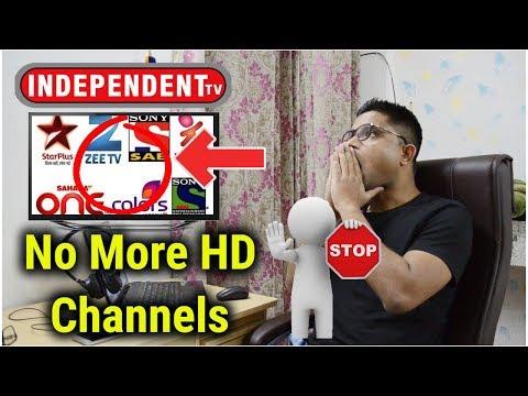 Independent TV ने दिया बड़ा धोखा | अपने प्लैटफॉर्म से हटाए सारे HD Channels 6 Feb 2019