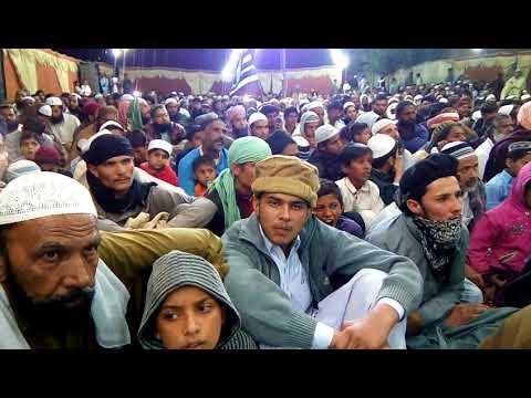 حافظ زین العابدین جلالی اور انذر جلالی کا سندھی میں نعت