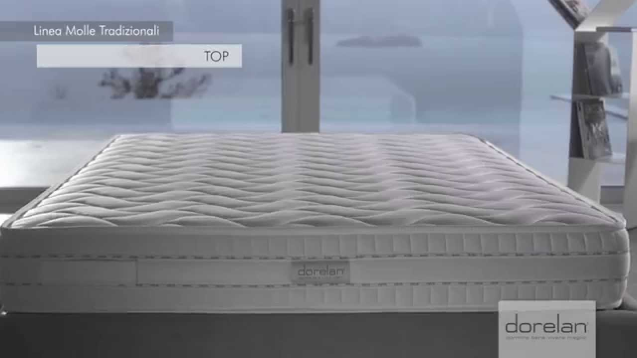 Materasso Top by Dorelan - YouTube