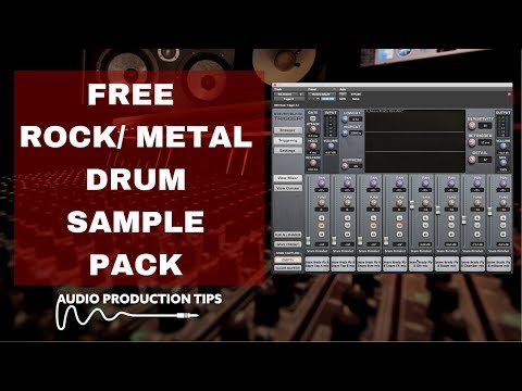 Free Drum Samples Pack - Jay Stacks Music