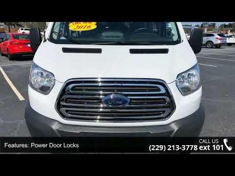 Sunbelt Ford Albany Ga >> 2016 Ford Transit Wagon Xl Albany Ga Sunbelt Ford Lin