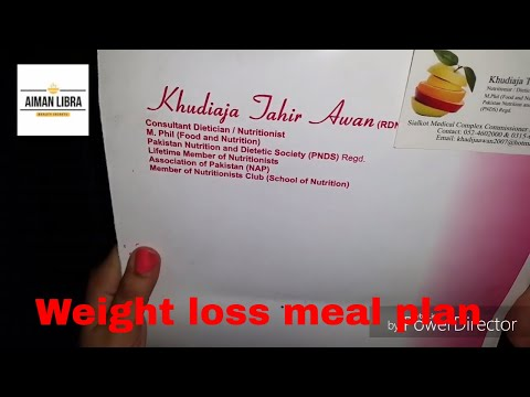 Weight loss  plan | WHAT I EAT IN A DAY | Nutrition plan -Aiman libra beauty secrets