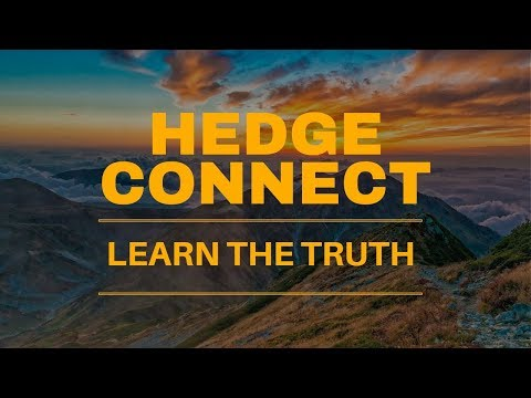 Hedge Connect Scam Review - WARNING!! WATCH THIS!