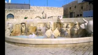 Нетания,  Тель-Авив, Хайфа(Израиль, достопримечательности, еврейская музыка., 2016-02-10T10:11:57.000Z)