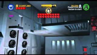 Let's Play Lego Star Wars: The Complete Saga - Ep 6 Ch 5 ~ Jedi Destiny ~ Free Play 1 of 2