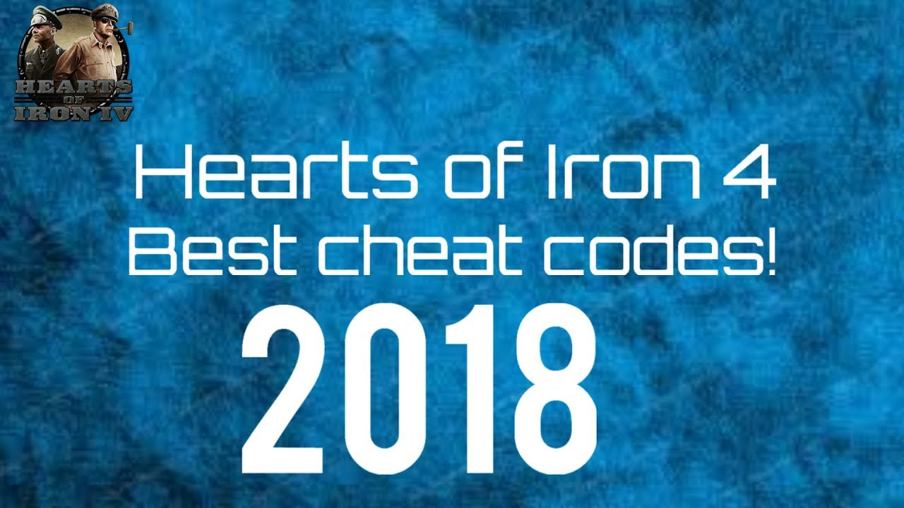 <b>Hearts</b> of <b>Iron 4</b> | Best <b>cheat codes</b>! - YouTube