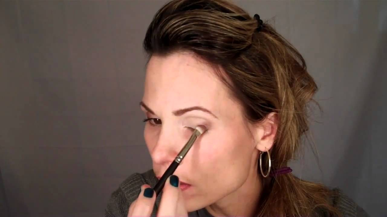 how to do eye makeup for small deep set eyes