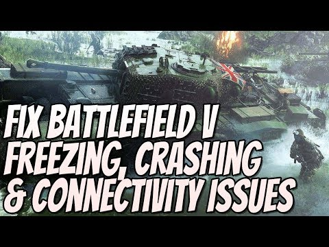 Fix Battlefield 5 Not Starting, Freezing, Crashing