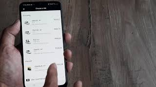 How to book uber cab for 6 person