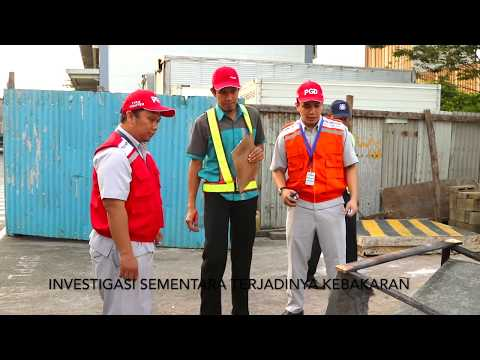 Toyota Indonesia - Company Profile Safety Health Environment for Spare Parts Logistic