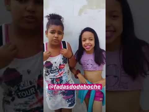 FADAS DO DEBOCHE FALAM SOBRE CONTA FAKE