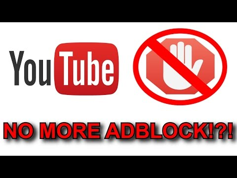 If YouTube Disabled Adblock And What It Could Mean [SERIOUS]