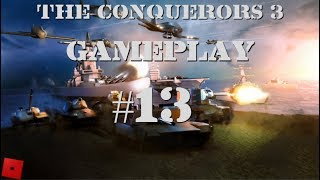 ROBLOX - The Conquerors 3 - Gameplay 013