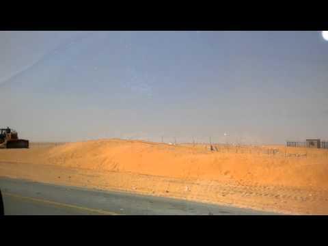 From Khobar to Riyadh Listening to Italian Pop Nap Sound in Car....