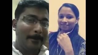 Pookal panineer pookal song by sukanya bishal..(smule duet karaoke)
